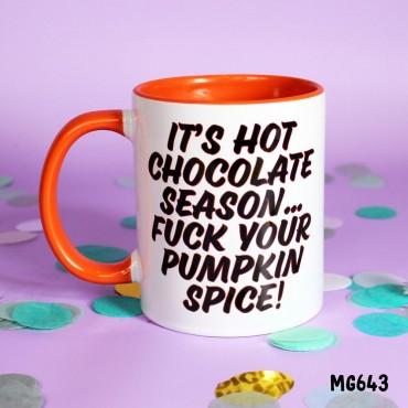 Hot Choc Season Mug