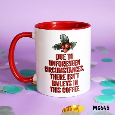 Baileys Coffee Mug