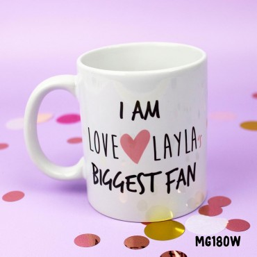 Love Layla Fan Mug