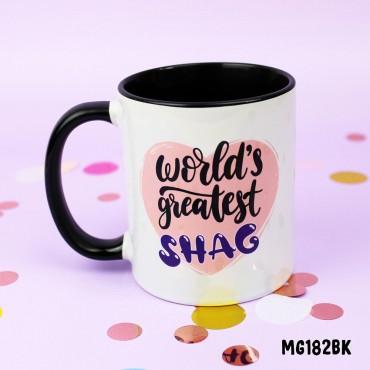 Worlds Greatest Shag Mug