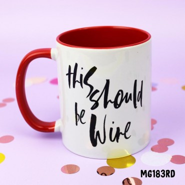 Should be Wine Mug
