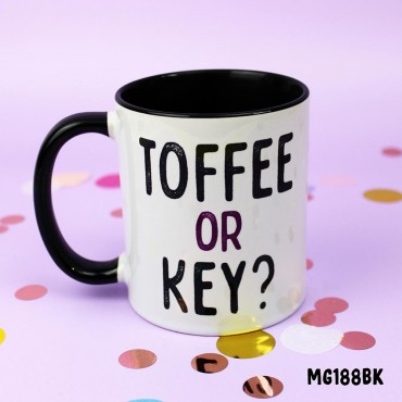 Toffee or Key Mug