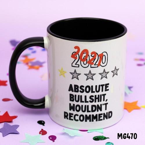 2021 Absolute Bullshit Mug