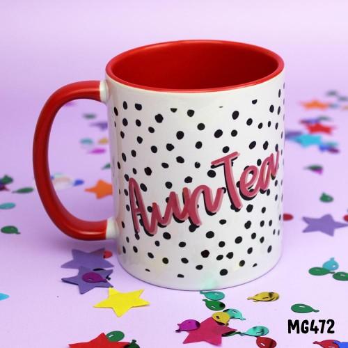 Aunt Tea Mug