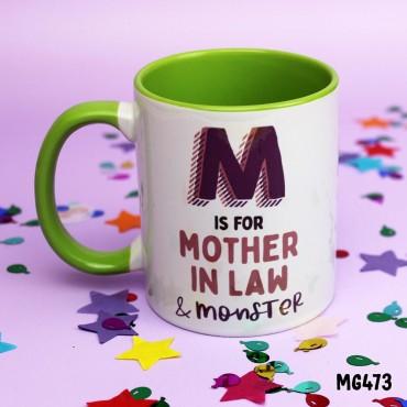 Monster in Law Mug