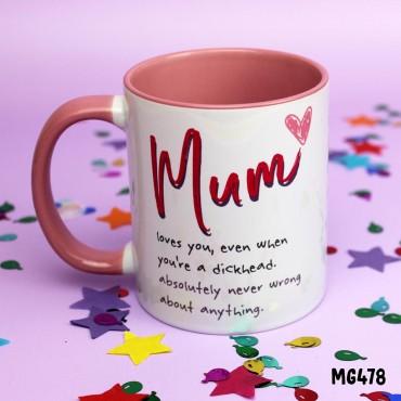 Mum Love You Mug