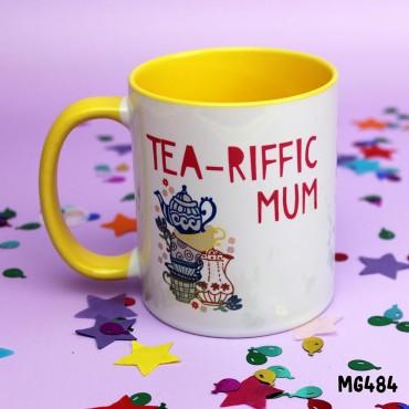 Tea-Riffic Mum Mug