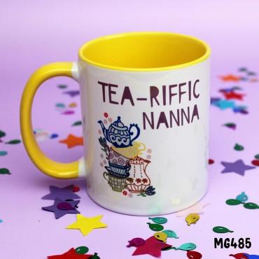 Tea-Riffic Nanna Mug