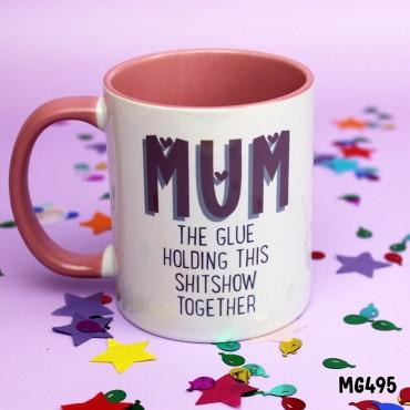 Mum Shitshow Mug