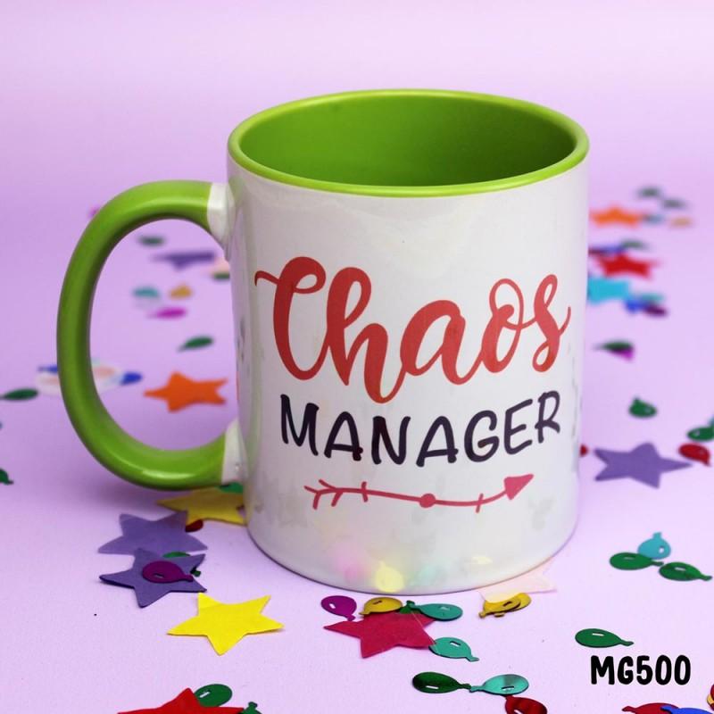Chaos Manager Mug