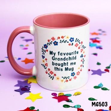 Fave GrandChild Mug