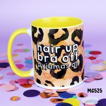 Hair Up Mug