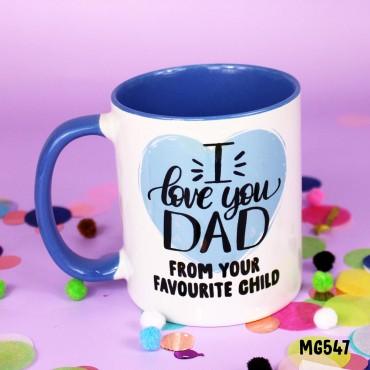 Love From fave Child Mug