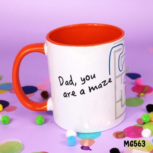 A-Maze Mug