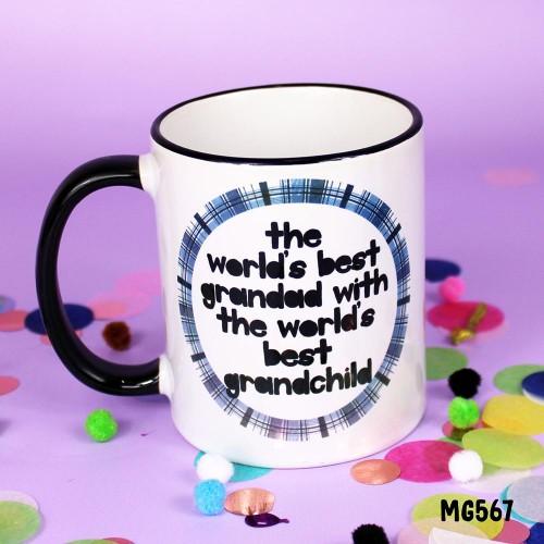 Best Grandchild Mug