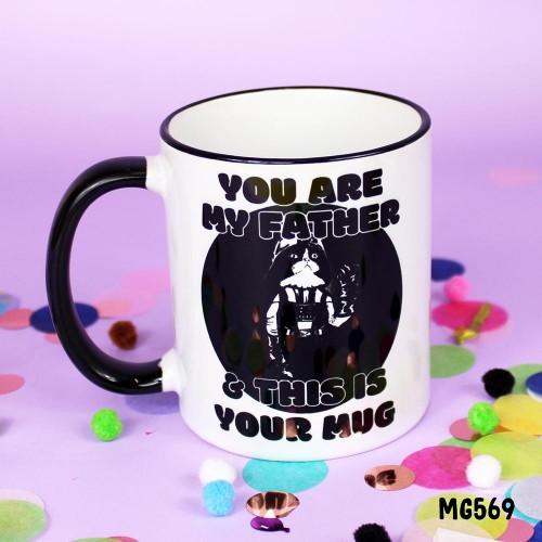Are father Mug