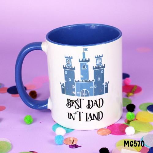 Best Dad 'int Land Mug