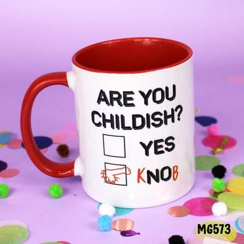 Childish Mug
