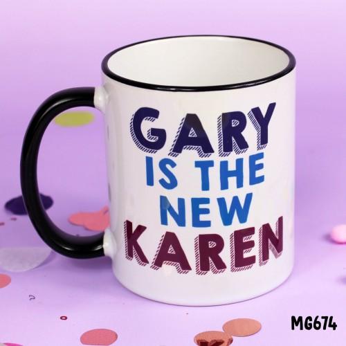 Gary Mug