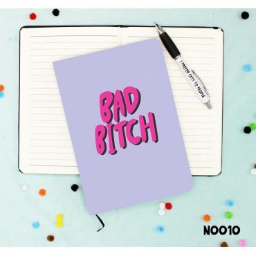 Bad Bitch Notebook
