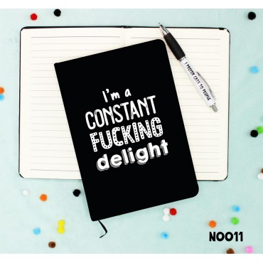 Constant Delight Notebook