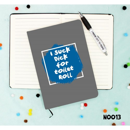 Loo Roll Notebook