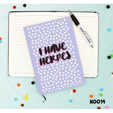 Herpes Notebook