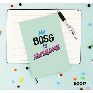 Awesome Boss Notebook