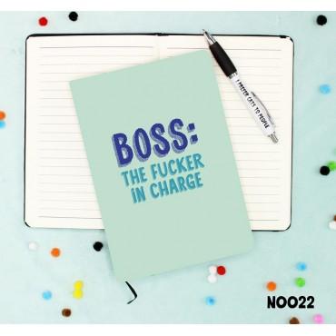BOSS Notebook