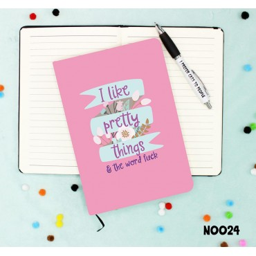 Pretty Things Notebook