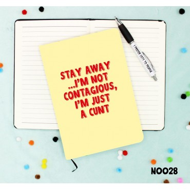 Cuntagious Notebook