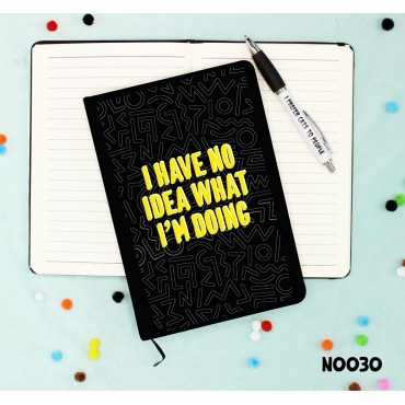 No Idea Notebook