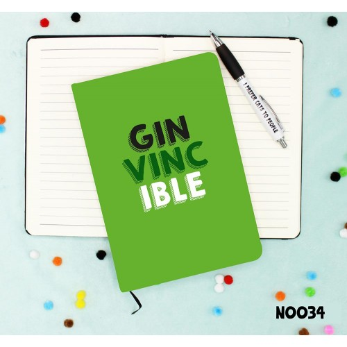 Gin Notebook