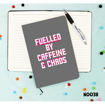 Fuelled By Notebook
