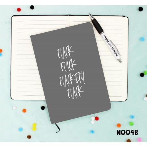 Fuckety Notebook
