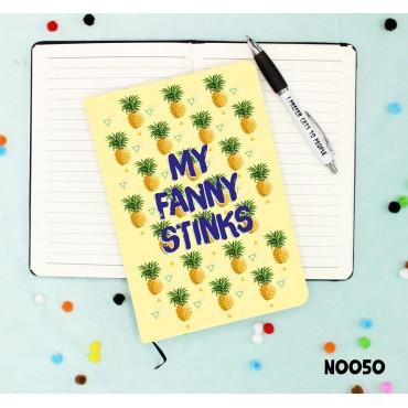 Stinky Fanny Notebook