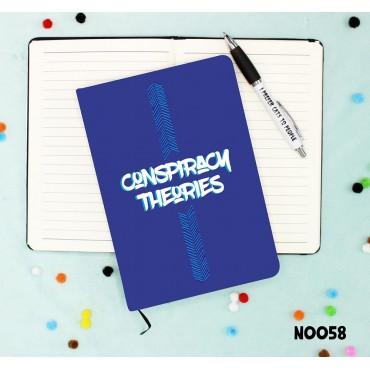 Conspiracy Notebook