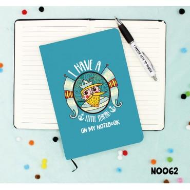 Seaman Notebook
