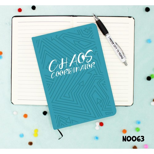 Chaos Notebook