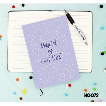 Cunt Dust Notebook