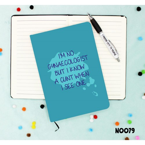 Gynaecologist Notebook