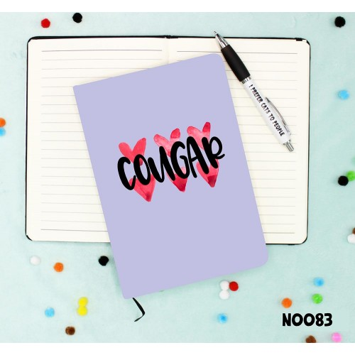 Cougar Notebook