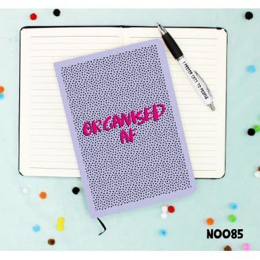 Organised AF Notebook