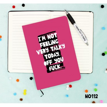 Talky Notebook