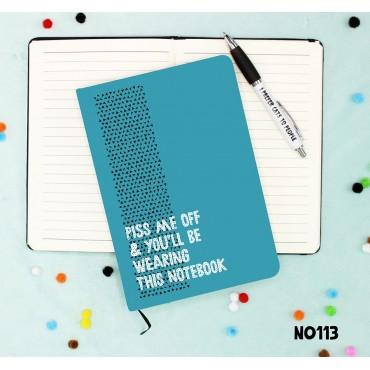 Wearing Notebook