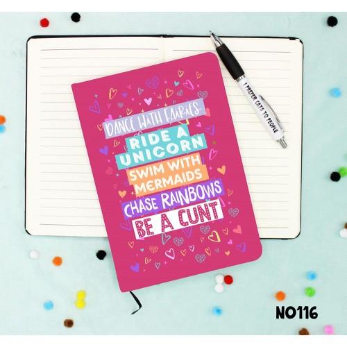 Dance Fairies Notebook