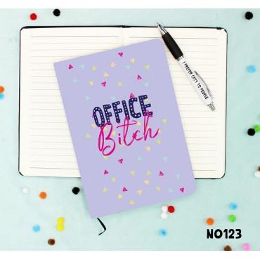 Office Bitch Notebook