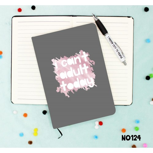 Adult Today Notebook