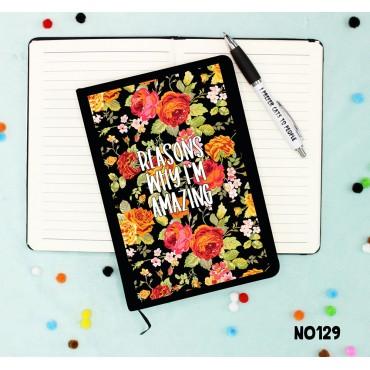 Amazing Reasons Notebook