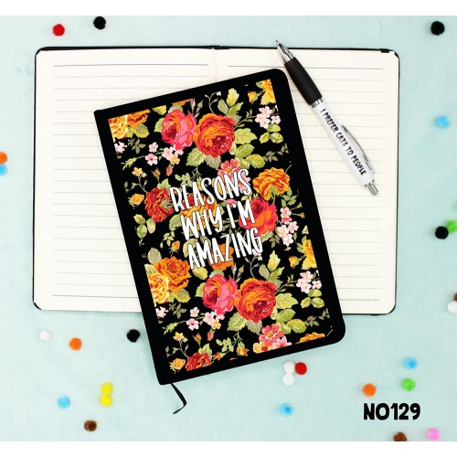 Amazing Reasons Notebook